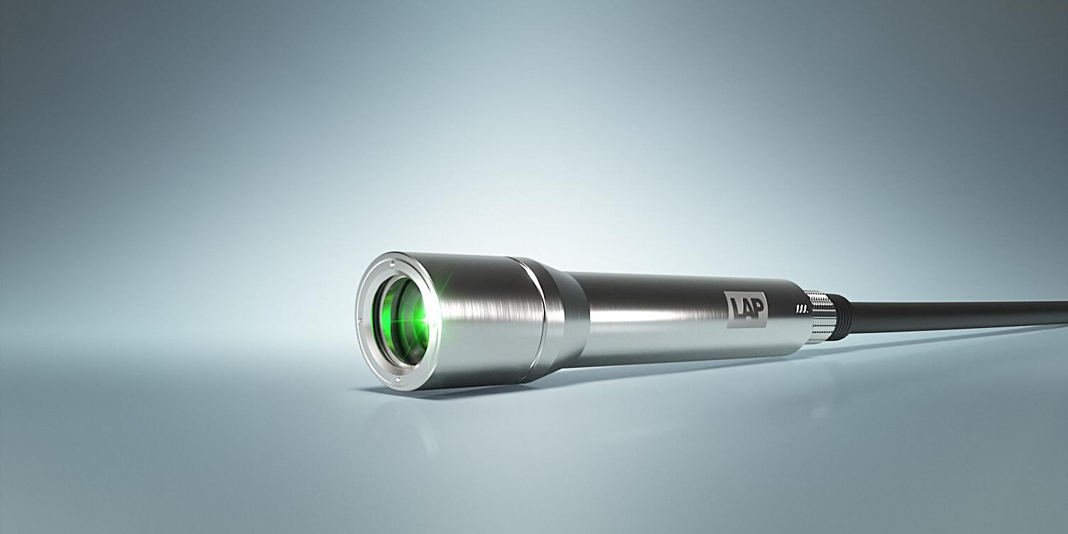 Abbildung eines LAP XtrAlign HY Lasers