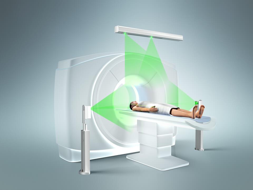 DORADOnova 1 système laser pour le marquage des patients