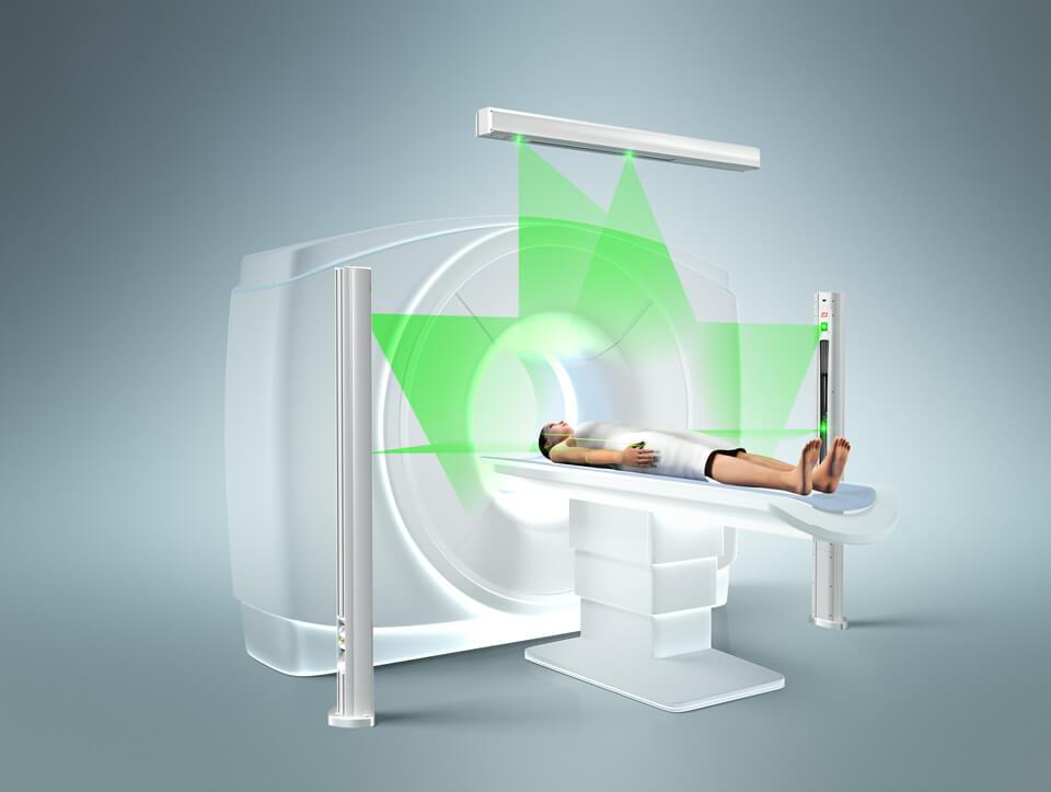 DORADOnova 3 système laser pour le marquage des patients