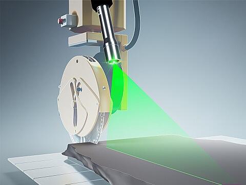 Lasers ligne