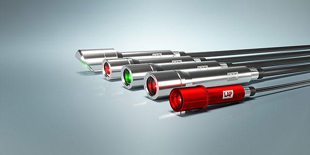 image du portefeuille laser de la ligne LAP